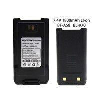 עבור baofeng 1800mAh Li-thium החלפת סוללות עבור Baofeng A58 מכשיר הקשר (1)