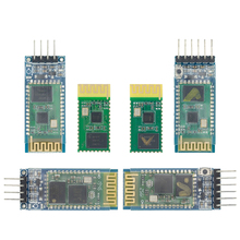 HC 05 HC 06 master slave 6pin/4pin anti reverse, integrated Bluetooth serial pass through module, wireless serial for arduino