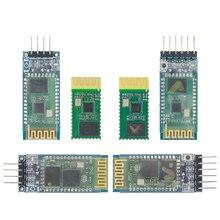 HC 05 HC 06 master slave 6pin/4pin anti reverse, Встроенный последовательный модуль Bluetooth, беспроводной последовательный для arduino