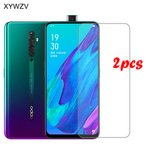 2Pcs For OPPO Reno 2Z Glass For Reno 2Z Tempered Glass Film HD 9H Hard Phone Screen Protector Protective Glass for OPPO Reno 2Z