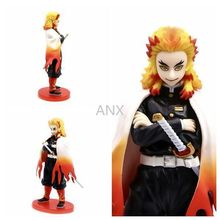 qicsyxj birthday gift supply marvel superhero action figure collection 23cm limited edition lady deadpool model decorations 23CM  Demon Slayer Rengoku Kyoujurou PVC Figure Action Model Toys Model Toys Collection Doll Gifts