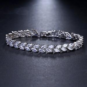 Image 2 - Bettyue Neue Ankunft Armband Für Weibliche Faszinierende Armreif Mit Zirkonia Muliticolors Wahl In Hochzeit Party Charming Schmuck