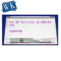 Replacement For HP Pavilion 15 E081SA Laptop Screen 15.6 LED HD Display