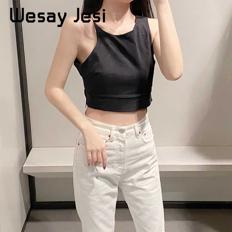 Black Women Blouse Summer Simple vintage office lady sleeveless pleated blusas mujer de moda 2020 short shirt womens blouse