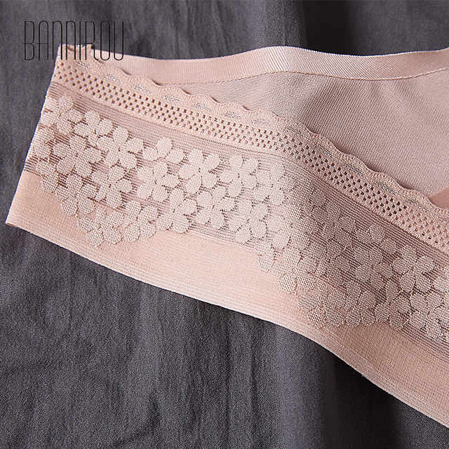 Sexy Underwear For Woman Female Lace Thong Woman Panty Low Rise Sexy Seamless Panties Woman G-string High Quality 2 Pcs 4