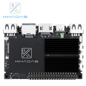 Image 4 - Khadas VIM1 Basic Demo Board Amlogic S905X Quad Core ARM 64bit Cortex A53 WiFi AP6212 SBC