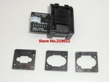RT BGA169 01 V 2,3 EMMC Sitz EMCP153 EMCP169 Buchse BGA169 BGA153 EMMC ADAPTER 11.5*13mm hinzufügen mehr 3 stücke matrix FÜR RT809H