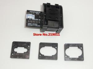 Image 1 - RT BGA169 01 V2.3 EMMC Seat EMCP153 EMCP169 Socket BGA169 BGA153  EMMC ADAPTER 11.5*13mm add more 3 pcs Matrix FOR RT809H