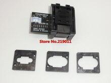 RT BGA169 01 V2.3 EMMC Sedile EMCP153 EMCP169 Presa BGA169 BGA153 EMMC ADATTATORE 11.5*13mm aggiungere più 3 pcs Matrix PER RT809H