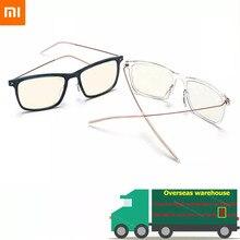 Original Xiaomi Mijia Anti blau Rays Brille Pro Männer Frauen Ultraleicht Anti Uv Gläser für Spielen Computer Telefon augenschutz