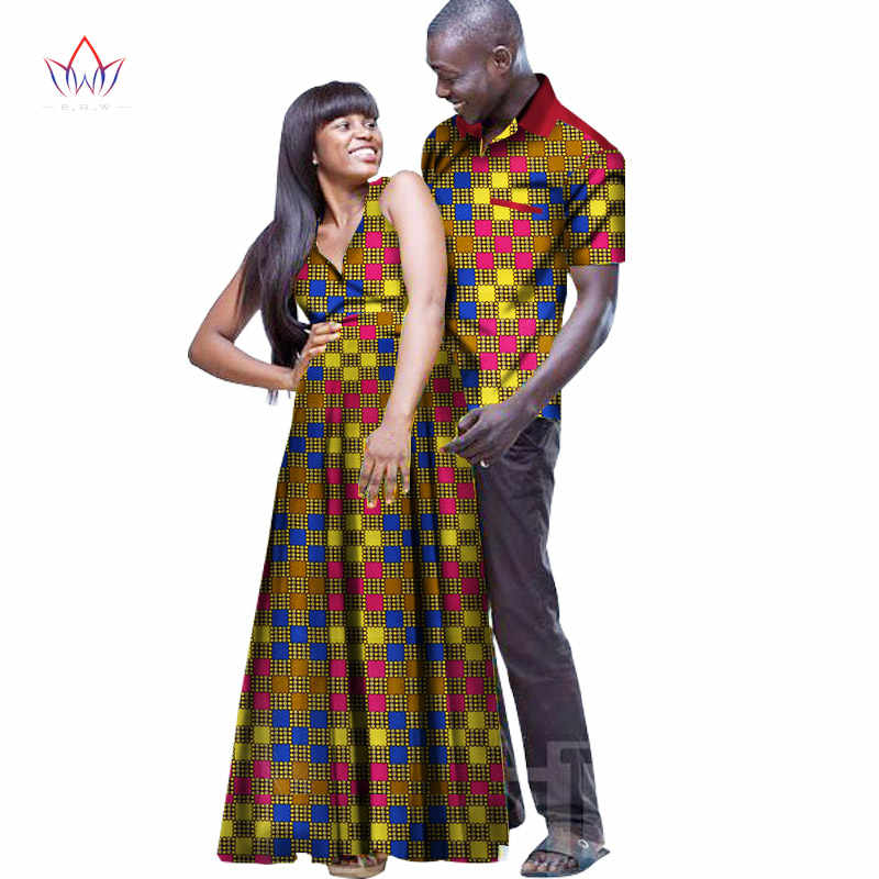 2017 New Designs Couple For Lovers Mrs Men Shirt African Print Clothes Couple Clothing Dress Mens African Shirt Men 6xl Wyq38 Designer Dress Dress Designerdesigner Clothes Aliexpress