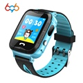 696 NEW Waterproof V6G SmartWatch GPS Tracker Monitor SOS Call with Camera Lighting Baby Smartwatch for Kids Child PK Q750 Q90|Smart Watches| |  -