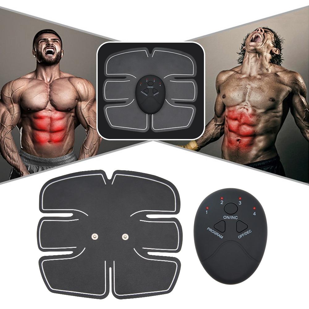 EMS стимулятор мышц бедра фитнес-лифтинг ягодиц брюшной тренажер для похудения тела массаж дропшиппинг новое поступление 2