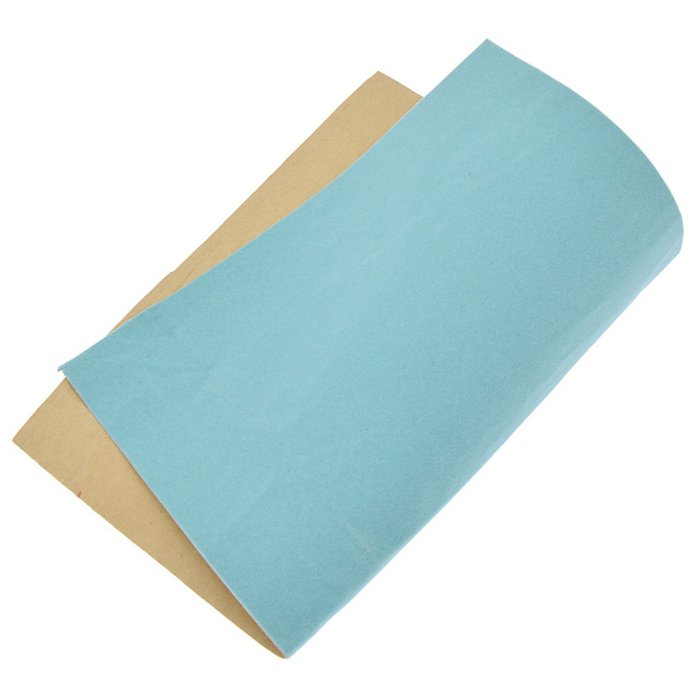 A4 Soft Surface Self-Adhesive Velvet Fabric DIY Patchwork Quilting Shoes Gloves Clothing Decoration Accessory 2