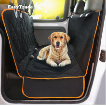 Pet Carriers Dog Car Seat Cover Dog Car Back Seat Carrier Waterproof Pet Mat Hammock Cushion Protector Rear seat cushion waterproof pet car seat cushion car pet mat car rear seat rear tail box golden hair labrador dog pad car mat trunk mat freeship