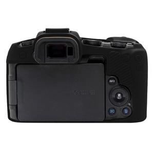 Image 4 - PULUZ Zachte Siliconen Rubber Camera Beschermende Body Cover Skin Case voor Canon EOS RP SLR Camera Tas Behuizing protector Cover