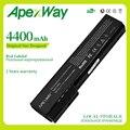 Аккумулятор Apexway 4400 мАч для HP EliteBook 8460p 8460w 8560p для ProBook 6360b 6460b 6465b 6560b 6565b CC06 CC06X CC06XL