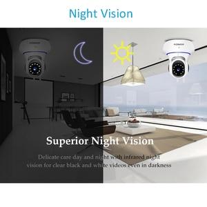 Image 3 - INQMEGA 1080P WiFi กล้องเฝ้าระวังวิดีโอ Night Vision Security กล้องสมาร์ทระบบ