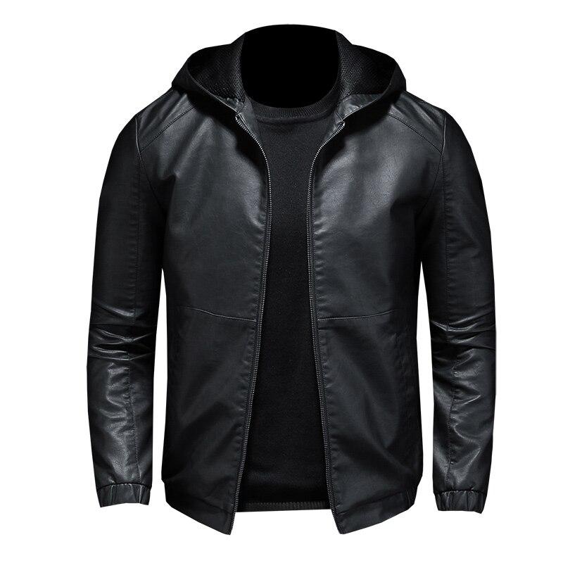 перезарядка кожаные куртки с капюшоном мужские фото здесь слюнку пустить