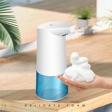 Креативный Интеллектуальный диспенсер для жидкого мыла, автоматический индукционный пенопласт для мытья рук, инфракрасный датчик, кухонные инструменты для ванной