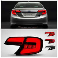 Vland factory for car tail light for Camry(MIDDLE EAST TYPE) LED tail lamp 2012 2013 2014 with turn signal+reverse light