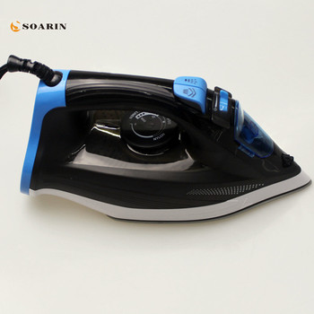 Steam Iron Handheld Multifunction Adjustable Portable Iron Machine Household Ceramic Soleplate Electric Steam Iron For Clothes