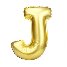 40 Inch Number Balloons Figures Name Gold Letter Ballon Wedding Balloons Birthday Party Decorations Adult Kids Babyshower baloon(China)