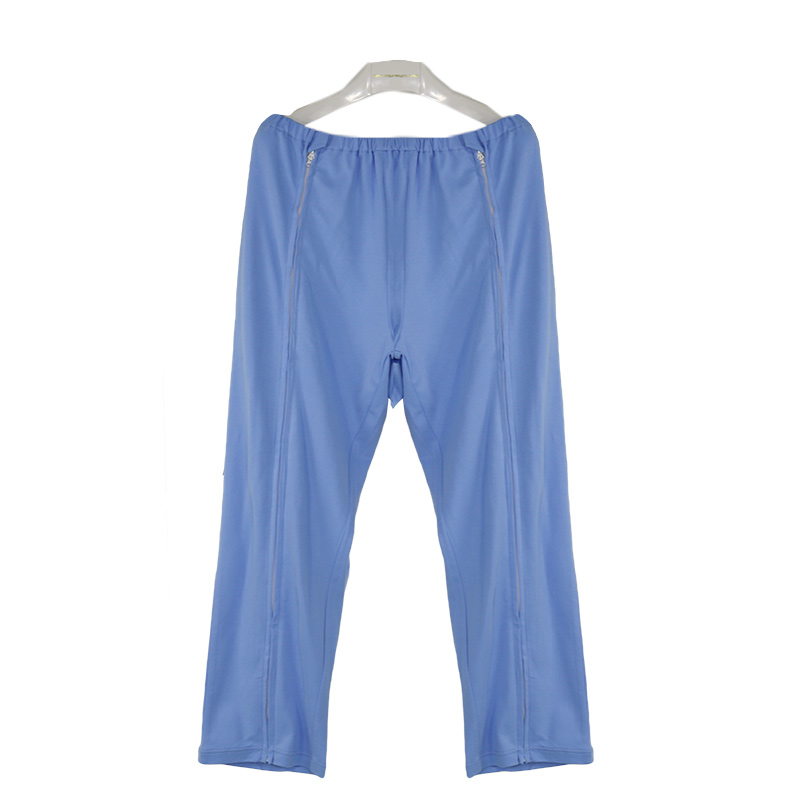 Paralysis Clothing Easy Wear Off Clothes ,for Fracture Patient Bedridden Elderly ,Incontinence Pajamas Home  Or Hopital Care