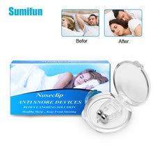 2 шт sumifun Силиконовые носовые фиксирующие с магнитной застежкой