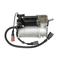 Air Suspension Compressor for Audi A8 D3 10 12 Cylinder 2002 2010 Diesel oe#4E0616005E/G 4E0616007C/E, 4E0616007A