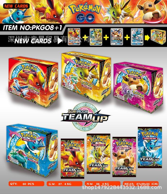 324 stks/set Pokemon TAKARA TOMY Battle Speelgoed Hobby Hobby Collectibles Game Collection Anime Kaarten voor Kinderen