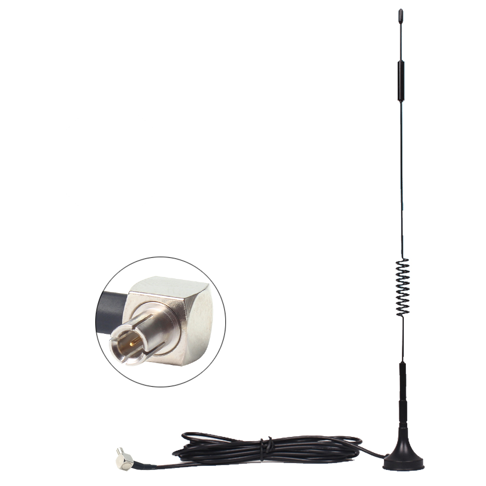 12dBi External Antenna With TS-9 Connector For 4G Router Modem Antenna, GR174,3 Meter