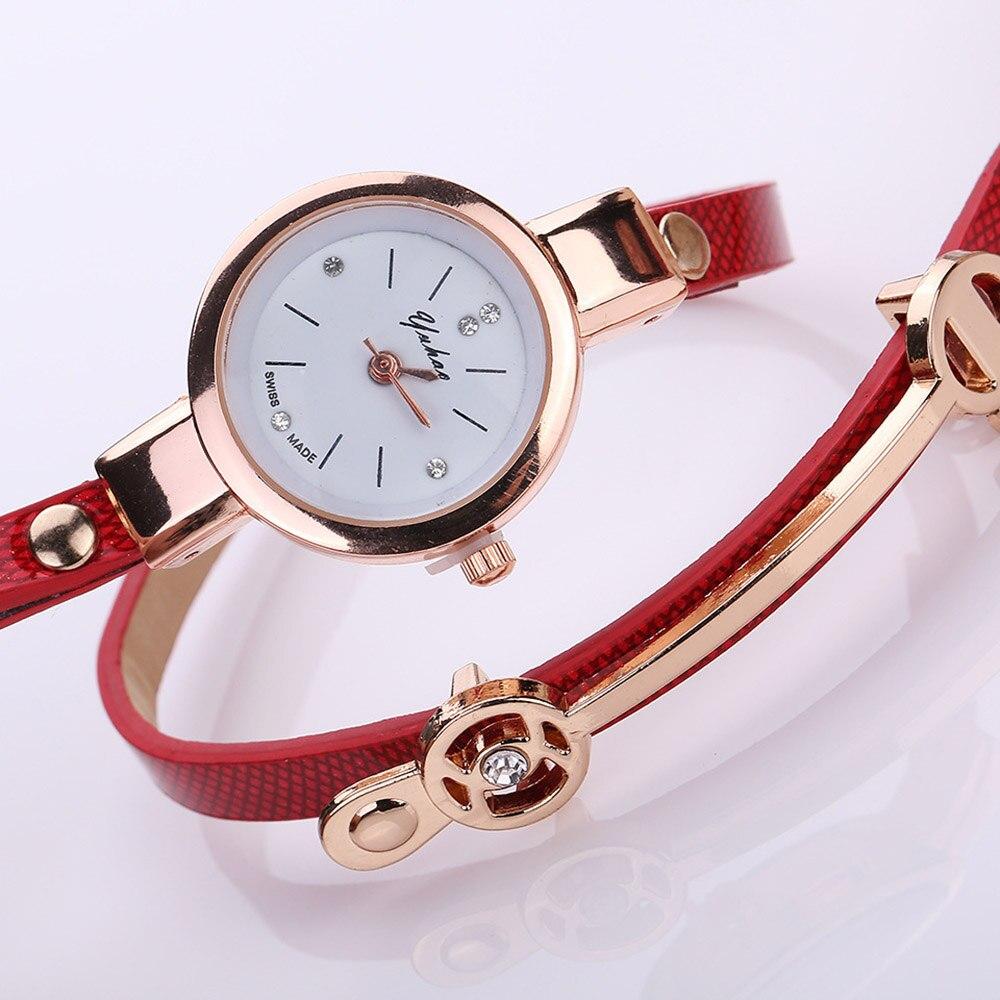 Fashion Women Bracelet Watches Ladies Dress Clock Casual Simple Analog Quartz Wristwatches Relogio Feminino Gift Drop Shipping (9)