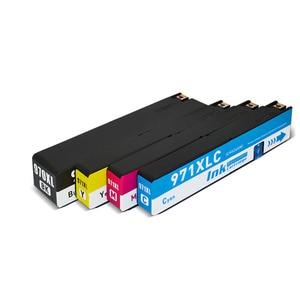 Image 3 - 970XL совместимый для hp 970 XL 971XL чернильный картридж hp OfficeJet X451dn X451dw X476dn X476dw X551dw X576dw X451 X476 X551 для струйной печати