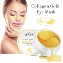 Bone Collagen Eye Mask Golden Eye Mask Removing Black Eye Under-eye Puffiness moistfull collagen