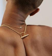 Amaiyllis 925 пробы Серебряное простое темпераментное ожерелье