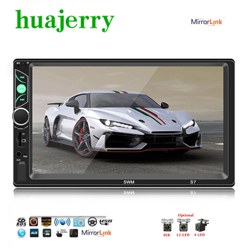 S7 Android 8.1 2 Din Car radio Multimedia Video MP5 Player Universal Stereo GPS For Volkswagen Nissan Hyundai Kia toyota image
