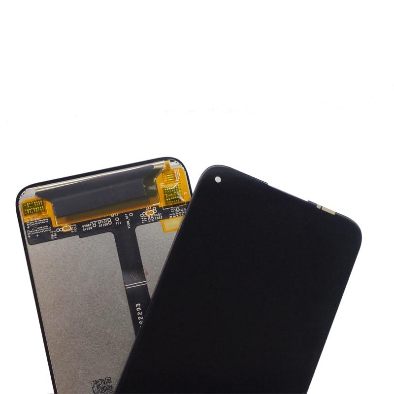 Original Display For HUAWEI P40 Lite Lcd Display Screen For HUAWEI P40 Lite Screen Nova 6 SE LCD Screen Replacement