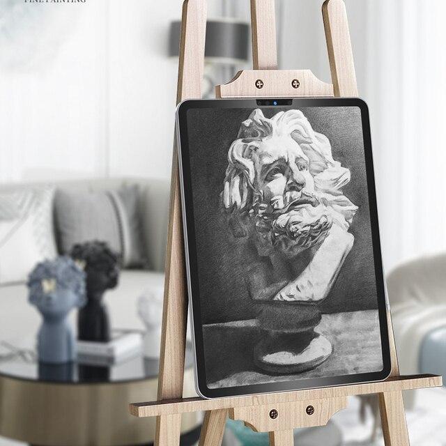 Matte Soft Paperlike Screen Protector for iPad 2018 9.7 Pro 11 2020 Air 3 10.5 2019 iPad 10.2 Air 2 1 iPad Mini 5 4 3 2 1 Film 2