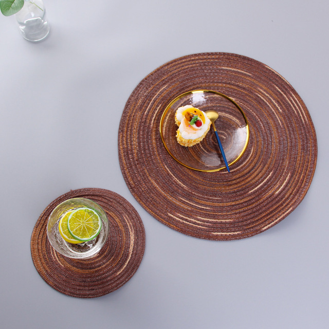 Фото 4 шт полипропиленовые коврики для кухонного стола цена