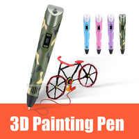 3D Druck Stift Magie DIY 3D Stift/Bleistift 3 d Stift Kunststoff PLA Filament 1,75mm Für Kind Kind bildung Zeichnung Spielzeug Geburtstag Geschenk
