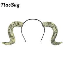 Headband Anime Horns Dress-Up-Accessories Party Gothic Costume-Headwear Hair-Hoop Sheep-Devil