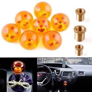 Pomo de cambio de marchas Universal Dragon Ball, diseño personalizado para coches, carreras automáticas para TOYOTA HONDA