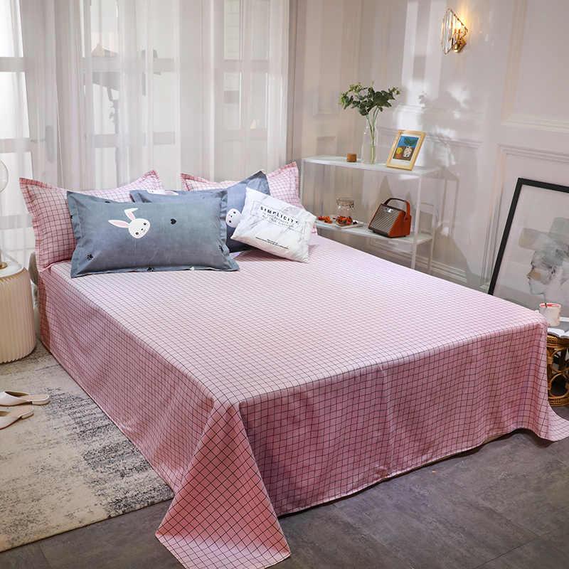 Śliczny królik projekt kołdra pokrywa zestaw prześcieradło bez gumki poszewka na poduszkę pościel zestaw królowa król w pełnym pojedynczy rozmiar 3/4 sztuk łóżko – zestaw