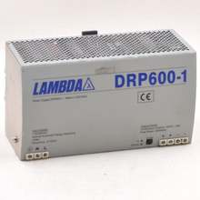 Германия lambda drp600 1 источник питания