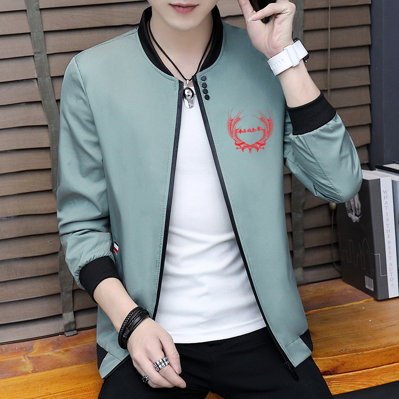 Bomber Jacket Men 2020 Spring New Men's Fashion Baseball Jacket Men Bomber Jacket Casual Men's Bomber Jacket Spring Autumn Jacke