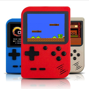 Image 5 - 800 IN 1 Retro Video Game Console Handheld Game Portable Pocket Game Console Mini Handheld Player for Kids Gift