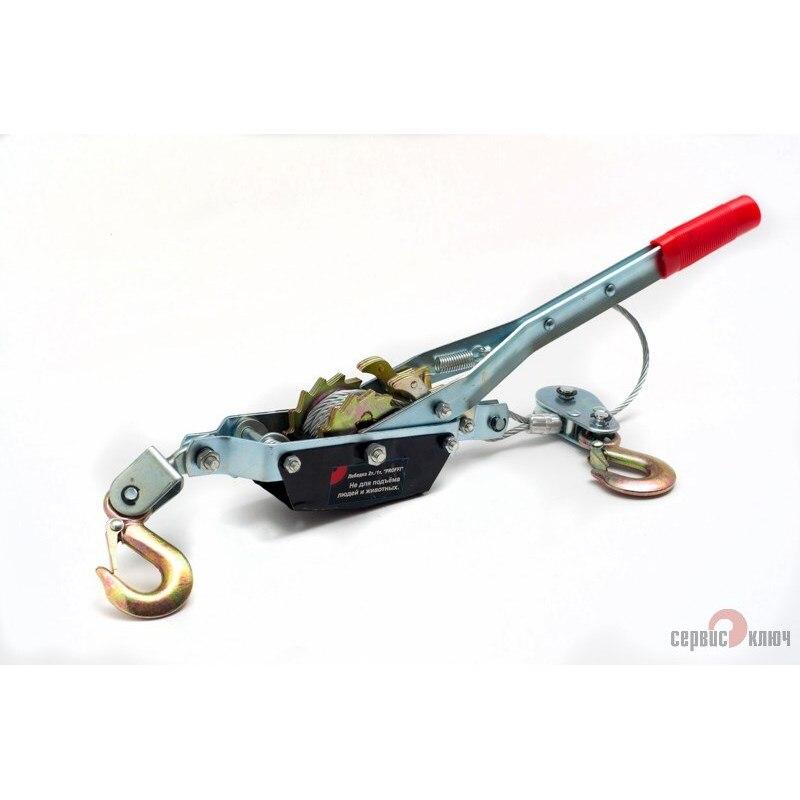 Dźwignia ręczna wciągarka 2 t 1 t długość PROFFI 1.2 m klucz serwisowy 75070