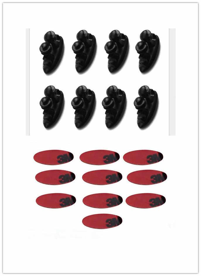 8 pièces De Voiture de Voiture De style de serrage pour LEXUS RX300 RX330 RX350 IS250 LX570 is200 is300 ls400 pour Mazda 2 3 5 6 8 CX 5 CX-5 CX-7 CX-9
