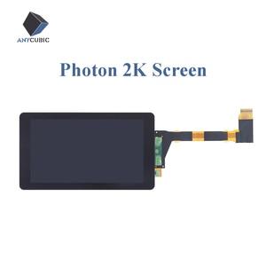 Image 1 - شاشة LCD ANYCUBIC 2K رباعية الدقة لطابعة ثلاثية الأبعاد فوتون مجموعة أجزاء الطابعة Accecceries سطوع عالية 5.5 بوصة 2560x1440